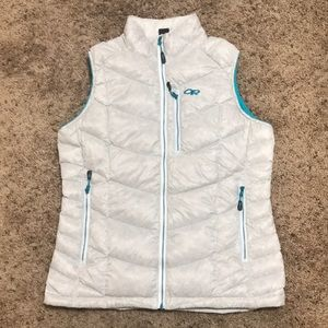 Outdoor Research down vest